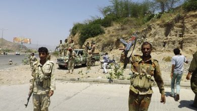 Battles in Taiz
