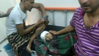 Children in Taiz killed by Houthi atrtillert 3
