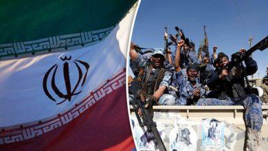 Houthi rebels and Iran