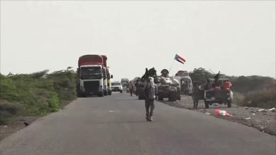 Government forces control Aden