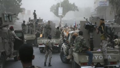 Separatists withdraw from govt' institutions in Aden