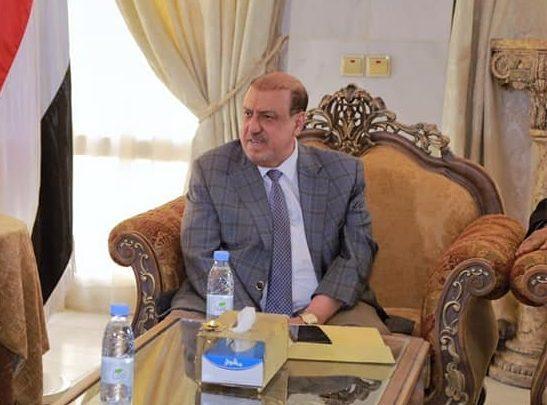 Parliament speaker Sultan al-Berkani