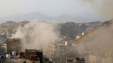 Houthis lauch indiscriminate shelling on Taiz