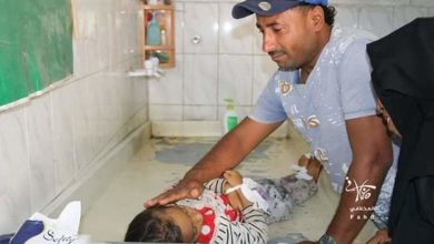 Sniprt shoots child dead in Taiz