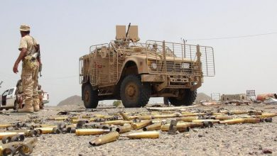 Joint Forces Foiled Houthi Attacks South Hodeidah