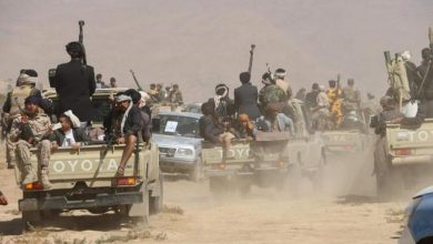 Clashes Flare between Houthis and Tribal Men, 9 Killed