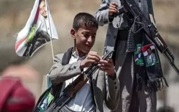 Radar: 1/3 Houthis Fighters are Under-age Teens