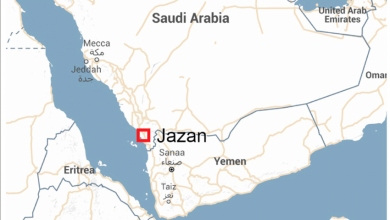Saudi Civil Defense: Houthis targeted a hospital in Jazan with projectiles