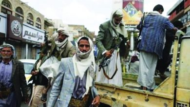 70 civilians killed by Houthis last month.