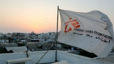 8 residents killed in Houthi indiscriminate shelling on residential areas, including MSF in Taiz