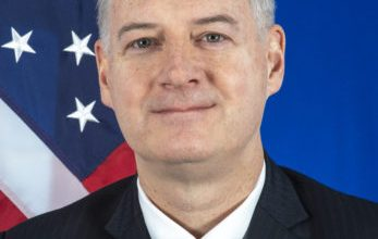 U.S. Ambassador to Yemen Christopher Henzel